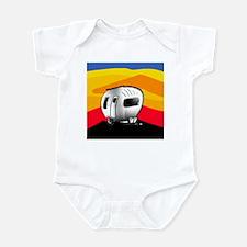Happy Camper 2 Infant Bodysuit