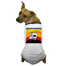 Happy Camper 2 Dog T-Shirt