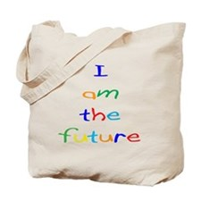 I Am The Future Tote Bag