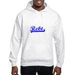 Softball REBT Blue Hooded Sweatshirt