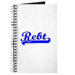 Softball REBT Blue Journal