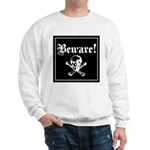 Skull and cross bones Sweatshirt