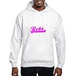 Softball REBT Pink Hooded Sweatshirt