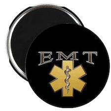 """EMT(Gold) 2.25"""" Magnet (100 pack)"""