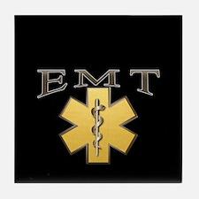 EMT(Gold) Tile Coaster