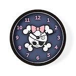 Dolly Roger Wall Clock