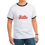 Softball REBT Red Ringer T