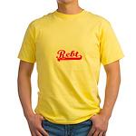 Softball REBT Red Yellow T-Shirt