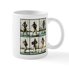 Accordian Man Mug