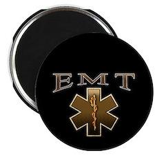 """EMT(Browns) 2.25"""" Magnet (100 pack)"""