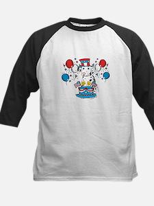 4th of July Dalmatian Tee