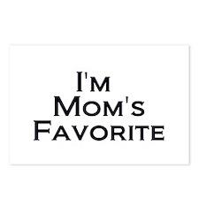Mom's Favorite Postcards (Package of 8)