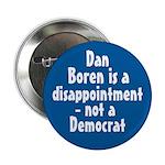 Dan Boren is a Disappointment, Not a Democrat