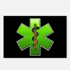 EMT(Green) Postcards (Package of 8)