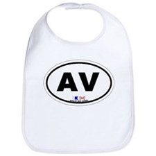 Avalon New Jersey Bib