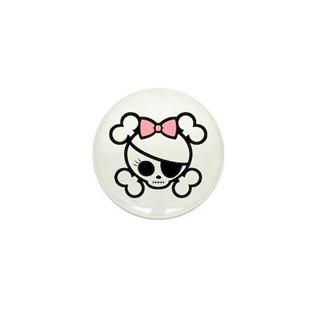 Molly Bow VII Mini Button