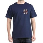 Barber shop quartet Mason Dark T-Shirt