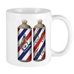 Barber shop quartet Mason Mug
