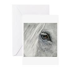 Greeting Cards (Pk of 10) pony eye
