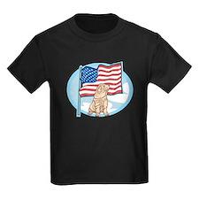 Patriotic Shar Pei T