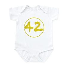 Unique Douglas adams Infant Bodysuit