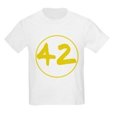 Cute 42 (life. universe. everything.) T-Shirt