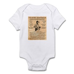 General George Patton Infant Bodysuit