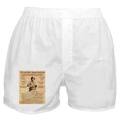 General George Patton Boxer Shorts