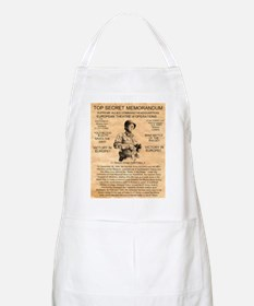 General George Patton BBQ Apron