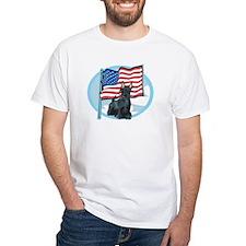 Patriotic Scottie Shirt