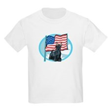 Patriotic Scottie T-Shirt