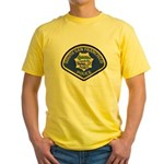 South S.F. Police Yellow T-Shirt