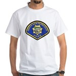 South S.F. Police White T-Shirt