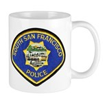 South S.F. Police Mug