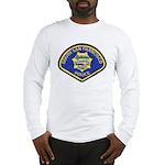 South S.F. Police Long Sleeve T-Shirt