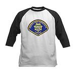 South S.F. Police Kids Baseball Jersey