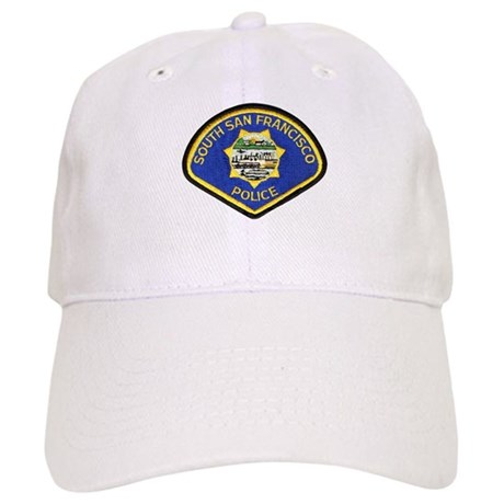 South S.F. Police Cap