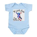 Democrat Infant Creeper