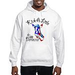 Democrat Hooded Sweatshirt