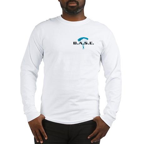 Base Jumping Long Sleeve T-Shirt