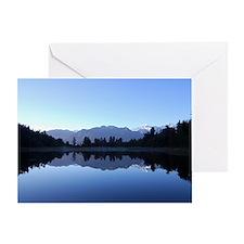 Beautiful New Zealand Greeting Card