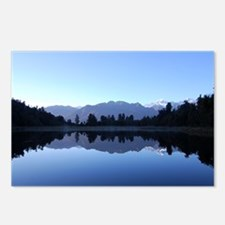 Beautiful New Zealand Postcards (Package of 8)