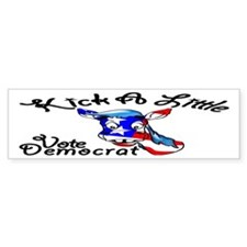 Democrat Bumper Bumper Sticker