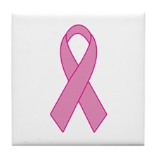 Breast Cancer Awareness - Pin Tile Coaster