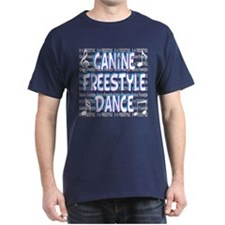 K9 Freestyle Dance T-Shirt
