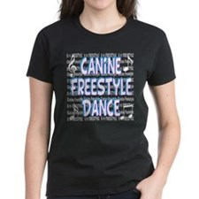 K9 Freestyle Dance Tee