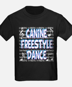 K9 Freestyle Dance T