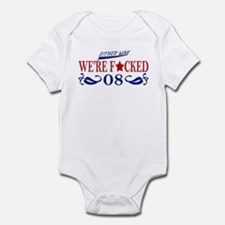 Either Way We're Fucked 08 Infant Bodysuit