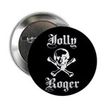 Skull and cross bones Button