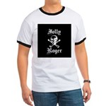 Skull and cross bones Ringer T